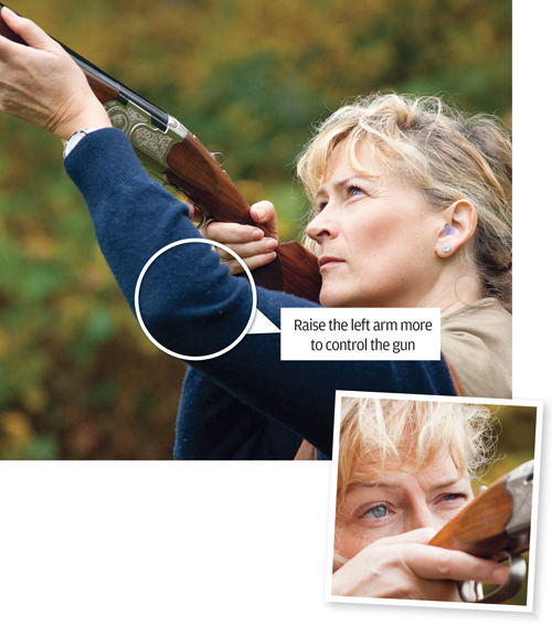 clayshooting lesson