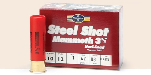 Gamebore Steel Shot cartridges