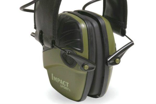 Howard Leight Impact Sport ear defenders