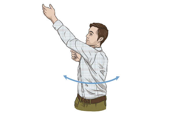 Easy shooting exercises