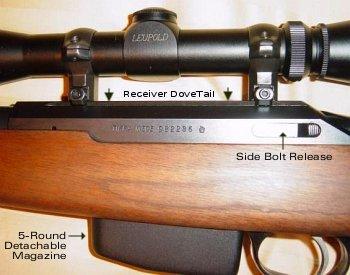 Tikka 595 .308 Tactical