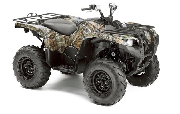 The best farm ATVs. Yamaha Grizzly